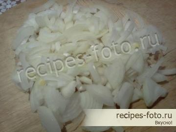 Блинчики «Мешочки» фаршированные рыбой и морковью