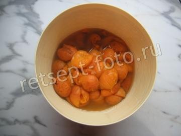 Домашняя пастила из абрикосов