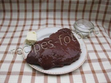 Говяжья печень для детей от 2 лет: рецепт с фото