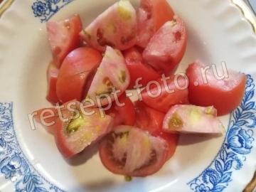 Густая томатная паста на зиму