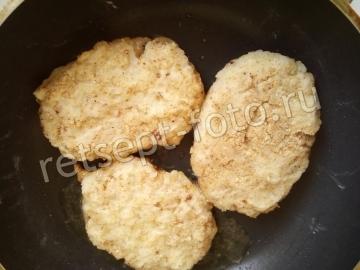 Картофельно-капустные котлеты для детей от 1,5 года