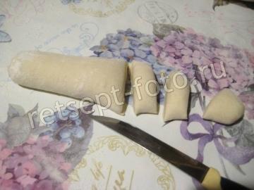 Казахские манты с тыквой