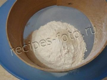 Кексы на сметане и масле