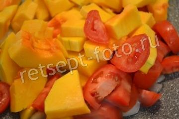 Ливийский соус из тыквы