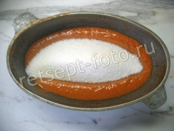 Мармелад из абрикосов с желатином