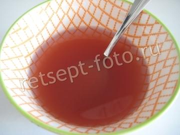 Мармелад из вишни с агар-агаром