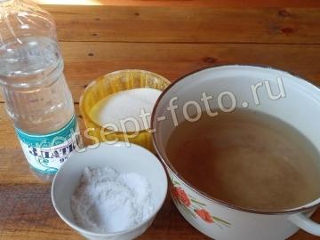 Огурцы с горчицей в зернах на зиму (со стерилизацией)