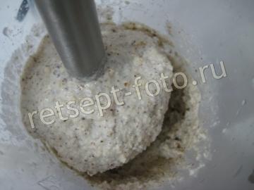 Ореховый крем