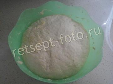 Осетинский пирог с брынзой и картошкой