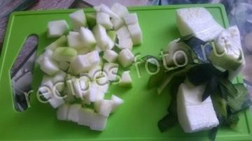 Овощное пюре с печенью для ребенка 10 месяцев