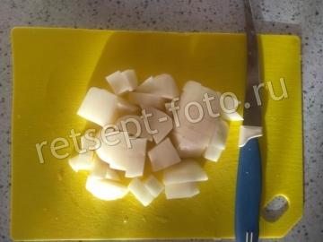 Овощное рагу с кабачком и капустой в духовке для детей от 1 года