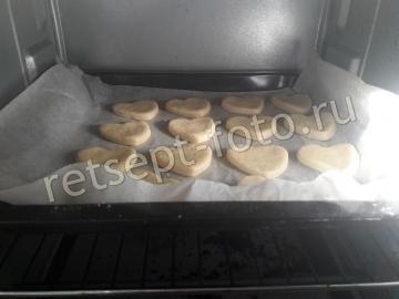 Печенье из детской смеси