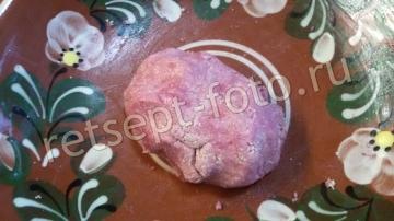 Печенье из вафельной крошки без выпечки