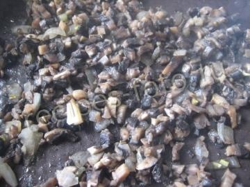 Пельмени с грибами