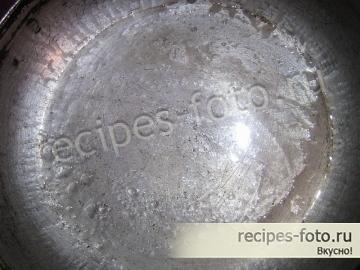 Пирог с капустой на кефире в духовке
