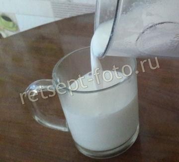 Питьевая рисовая каша для бутылочки