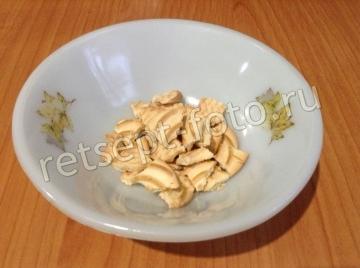 Пудинг с семенами чиа и йогуртом