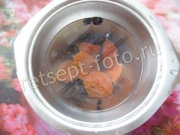 Рисовый пудинг с изюмом и яблоками для детей 1 год