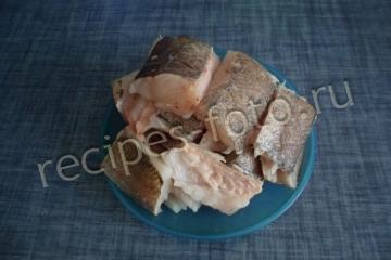 Рыба в кляре на пиве на сковороде