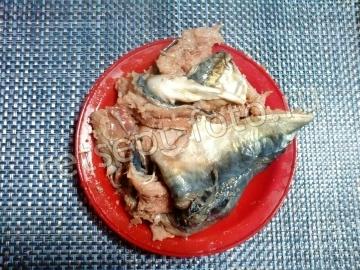 Рыбные котлеты из скумбрии на пару для детей 1,5 года