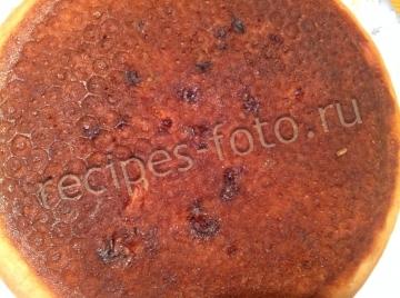 Рыбный пирог из сайры в мультиварке на скорую руку (тесто на кефире)