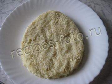 Салат на Пасху с мясом