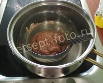 Шоколадный торт со сгущенкой в мультиварке