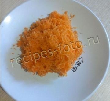 Сырники с морковью и творогом для детей от 1 года