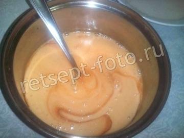 "Торт ""Медовик"" со сгущенкой без сметаны"