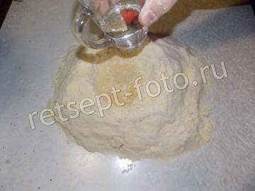 """Торт """"Наполеон"""" со сгущенкой и творогом"""