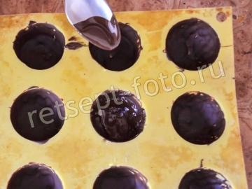 Творожные сырки в шоколаде