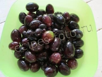 Варенье из винограда Изабелла