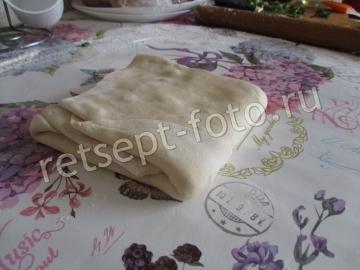 Жареные китайские луковые лепешки