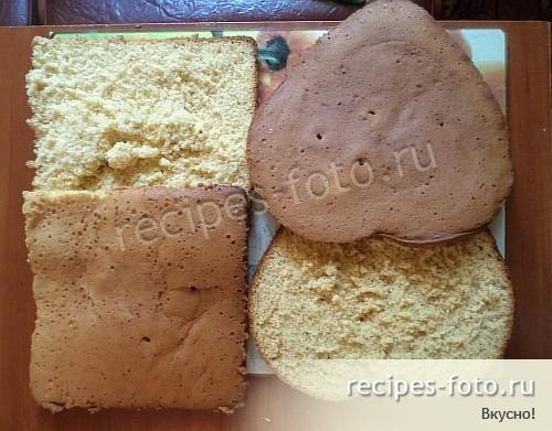 торт медовик жидкий рецепт с фото пошагово