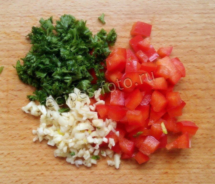 Рецепт борща в духовке