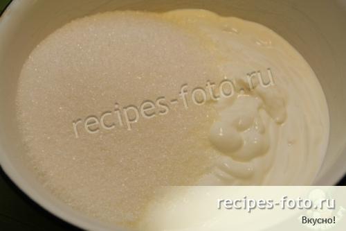 Рецепт торт медовик с маргарином
