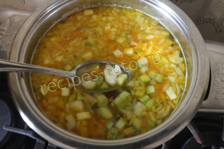 суп с овсянкой рецепт для детей