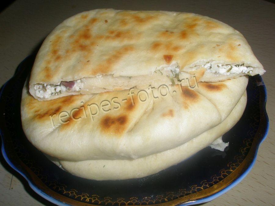 Хачапури рецепт пошагово на кефире