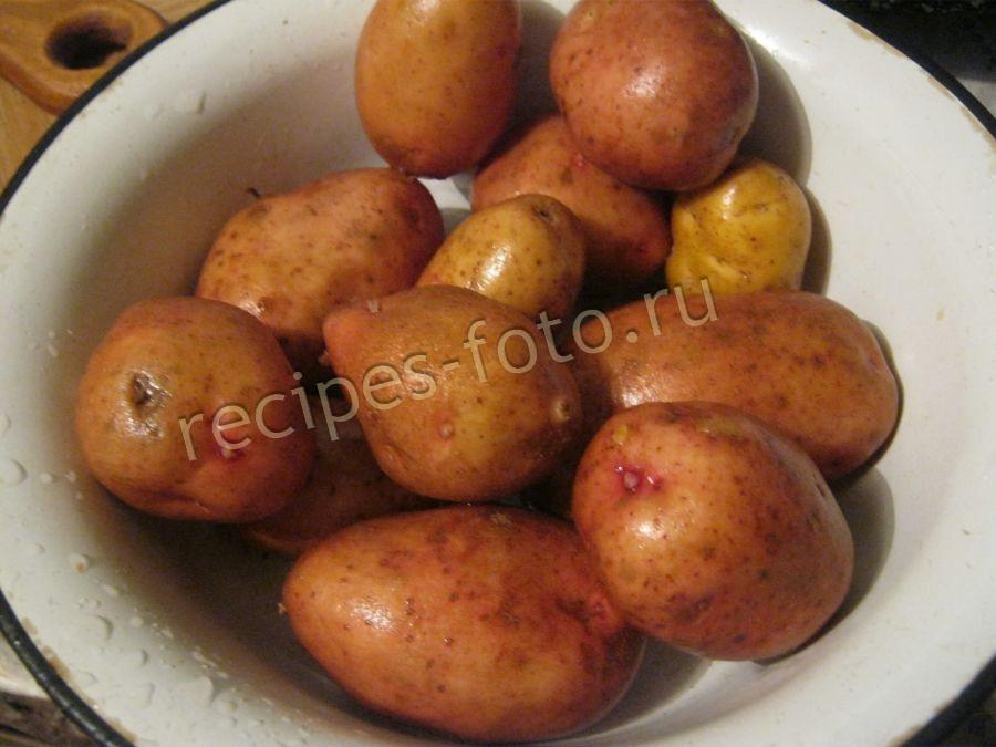 Картофель буланжер рецепт с фото