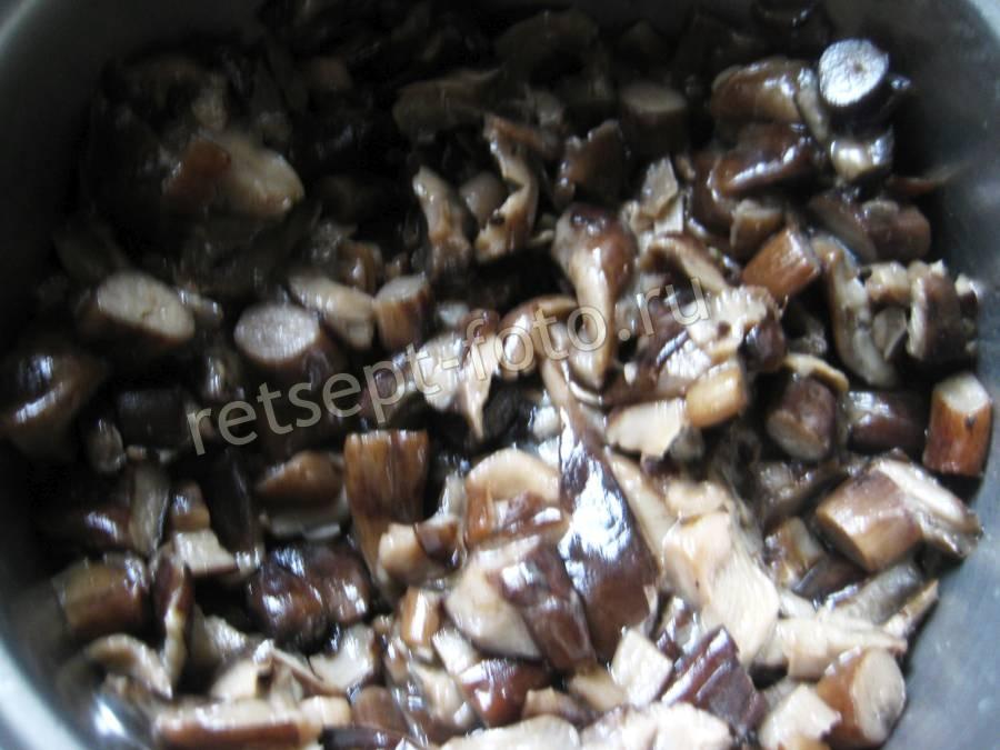 картошка с мясом и сметаной в горшочках в духовке рецепт с фото
