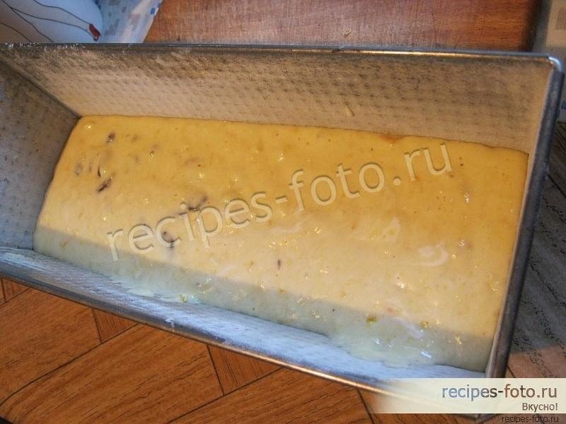 Кекс без масла рецепт фото пошагово