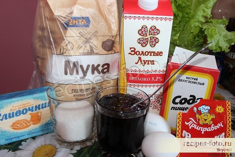 Яйца мука молоко сахар рецепт с пошагово в