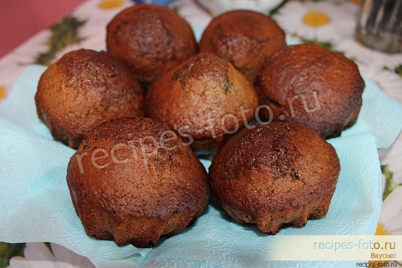 Рецепты кексов в формочках рецепты с фото пошагово быстро