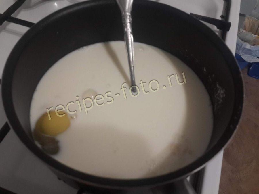 Классический медовик с заварным кремом в домашних условиях. Рецепт с фото медового торта