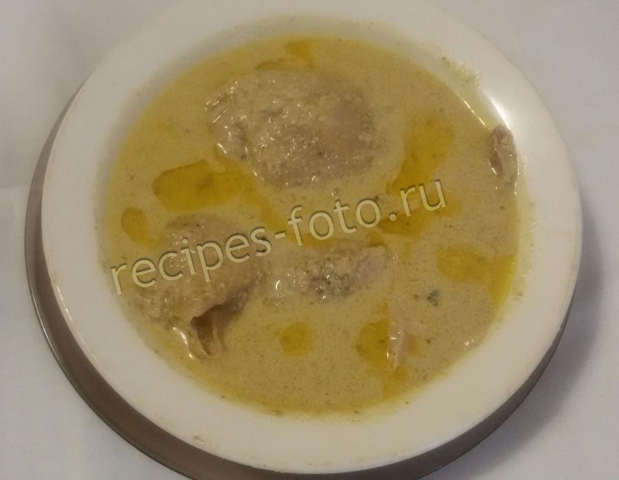 Сациви из курицы по-грузински классический рецепт в домашних условиях 67