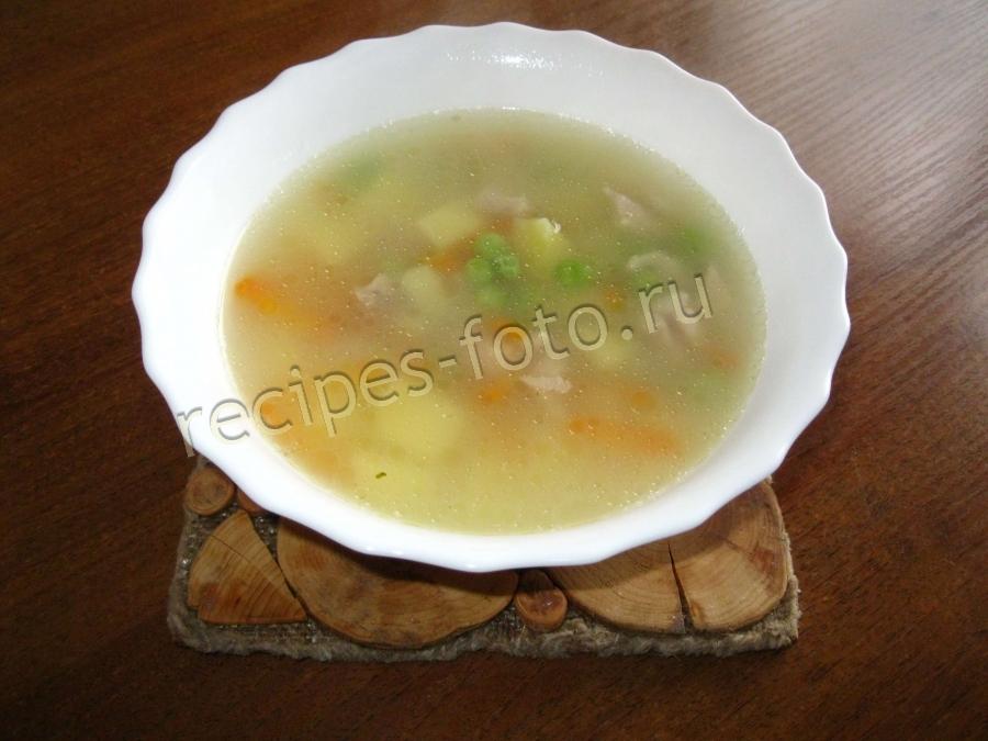 какой сварить суп ребенку в 2 года