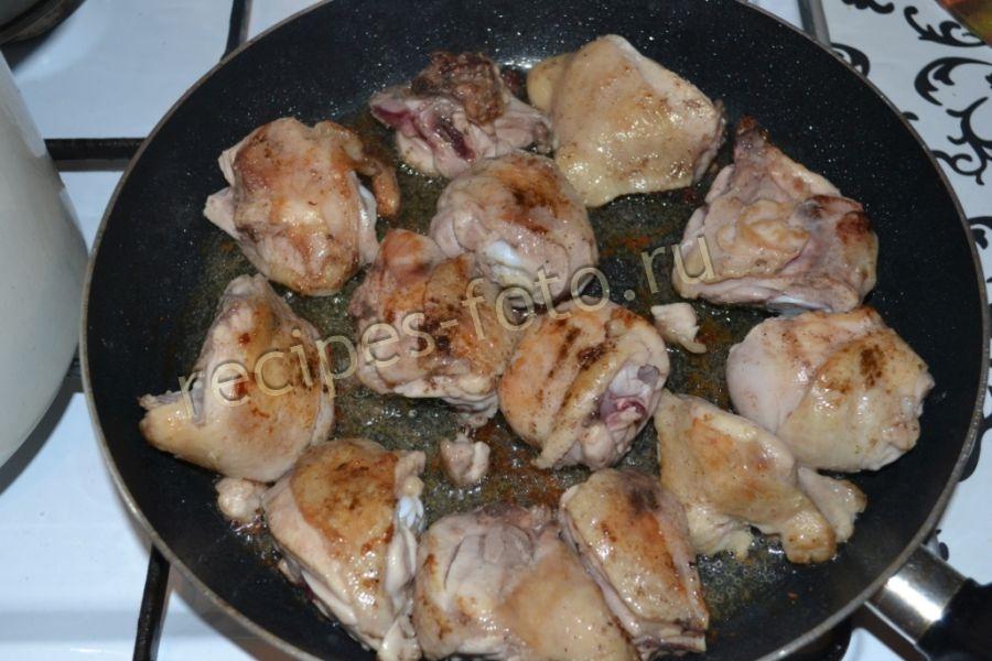 Курица в сыре в домашних условиях 104
