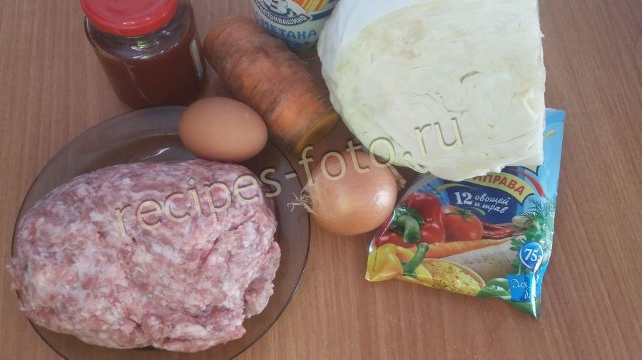 Рецепт приготовления голубцов из свежей капусты пошаговый рецепт с