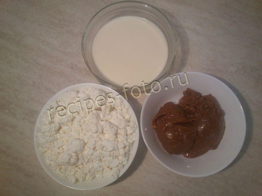 Мороженое в домашних условиях рецепты из творога рецепт 584