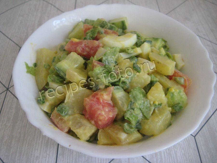 Салат с баклажанами и яйцами рекомендации